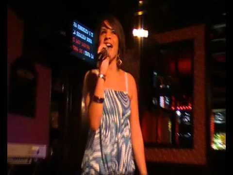 """Karaoke Match Volume 3 - 1° Serata - xx canta """"Donna con Te"""""""