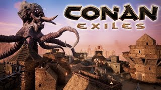 Conan Exiles - DOMINATE in the World of Conan