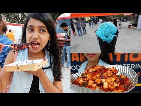 Mumbai Food truck festival | Mumbai Street food | Cheese Maggi