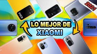 ¿Qué Xiaomi comprar? Los 13 Mejores Celulares de XIAOMI 2021