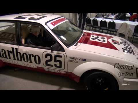 Phil Brock first drive 1983 25 HDT Commodore