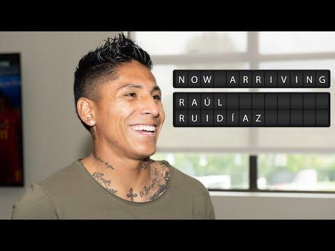 Now Arriving: Raúl Ruidíaz joins Seattle Sounders FC