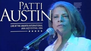 "Patti Austin ""In and Out of Love"" at Java Jazz Festival 2006"
