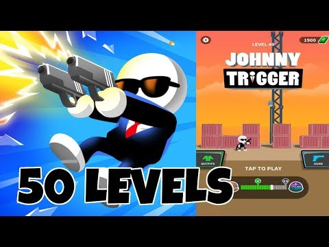 JOHNNY TRIGGER LEVEL 1-50 GAMEPLAY