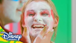 Z-O-M-B-I-E-S | Zombie Make Up Challenge 💄| Official Disney Channel UK