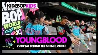 KIDZ BOP Kids - Youngblood (Official Behind The Scenes Video) [KIDZ BOP 2019]