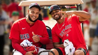 Pitchers and catchers report! get an exclusive, behind-the-scenes look at week 1 of red sox spring training. catch a bullpen session with christian vázquez, ...