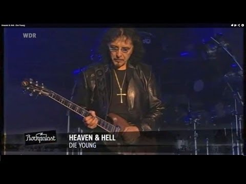Heaven & Hell  -  Die Young