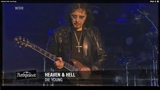 Watch Heaven  Hell Die Young video