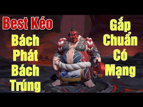 [Gcaothu] Grakk Sumo thánh kéo bách phát bách trúng - Cứ gắp là có mạng cho team