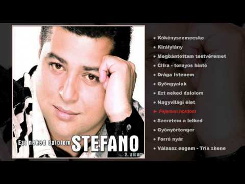 Stefano - Ezt neked dalolom (teljes album) letöltés