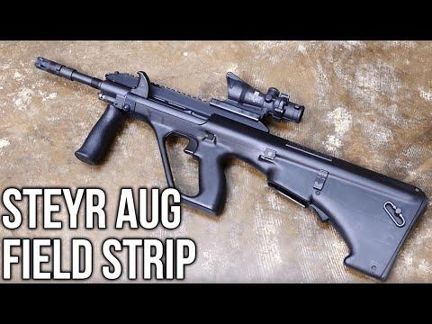 Steyr Aug Archives -The Firearm Blog