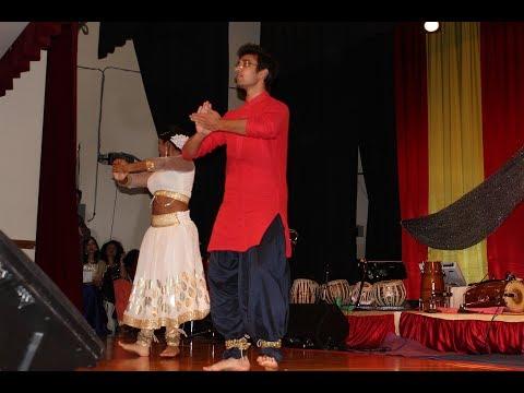 Semi Classical Bollywood Fusion Dance   Jessica Persaud & Vivek Parikh