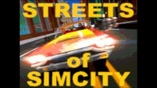 Streets of SimCity - dgVoodoo2 special