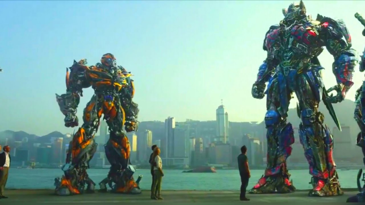 Transformers 4 - Ending Scene Full HD (Bluray) - YouTube
