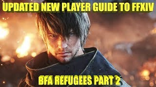 FFXIV New Player Guide