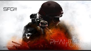 Roblox Phantom Forces: SFG Special!