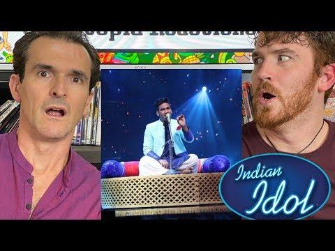 INSANE Indian Idol Sunny Hindustani Super Hit Performance!! REACTION!!