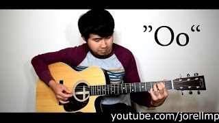Up Dharma Down - Oo (Fingerstyle cover by Jorell)