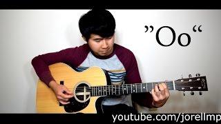 Up Dharma Down - Oo (Fingerstyle cover by Jorell) INSTRUMENTAL | KARAOKE
