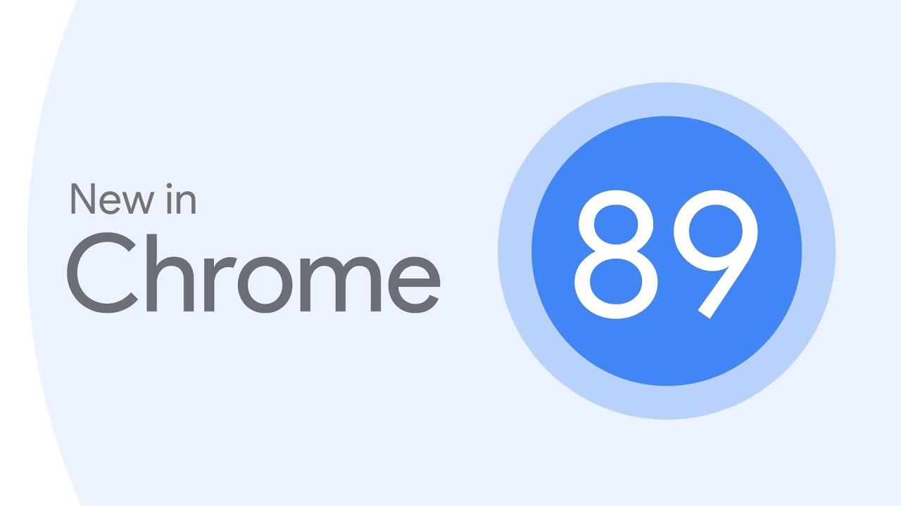 New in Chrome 89 - Chrome Developers