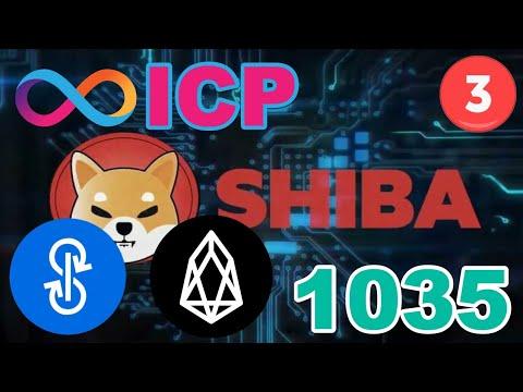 1035 (Part 3) - Shiba Inu Quấy Rối Cả Thị Trường | ICP Nổi Dậy | EOS, YFI PUMP!!!