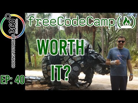 Is FreeCodeCamp Worth It? Ask A Dev. Episode 40