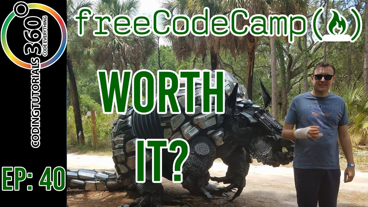 Is freecodecamp worth it ask a dev episode 40 youtube is freecodecamp worth it ask a dev episode 40 xflitez Choice Image