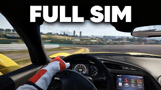 Project CARS 3 - Full Sim Gameplay (No assists)
