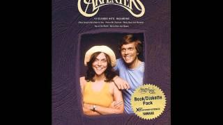 Carpenters - Sing HD ver.