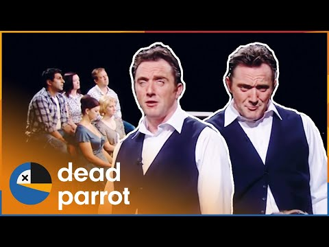 Acting Masterclass with Ralph Fiennes  The Peter Serafinowicz   Dead Parrot