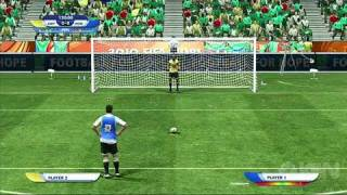 2010 FIFA World Cup South Africa Xbox 360 Video - Penalty