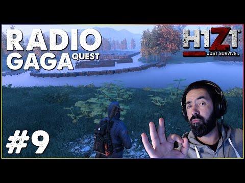 Radio GAGA Quest | H1Z1 Just Survive - 1080p 60fps - PT/BR