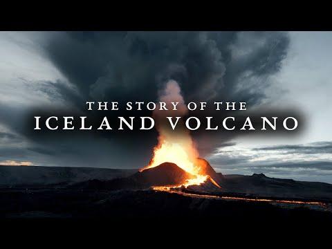 Iceland VOLCANO DOCUMENTARY | The Curious Story of Fagradalsfjall