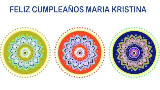 MariaKristina   Indian Designs - Happy Birthday