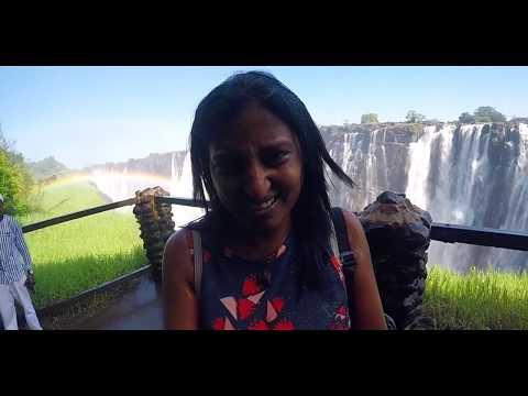 Victoria Falls, Zambia & Zimbabwe | The largest Water Falls in the world