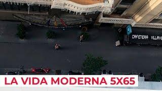 La Vida Moderna 5x65 | Caído del cielo
