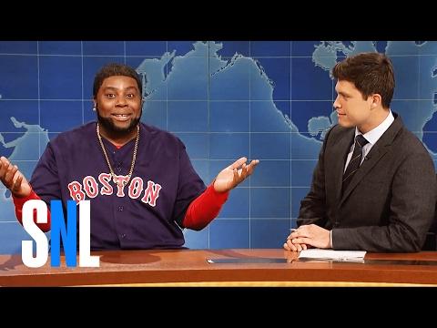 Weekend Update: David Ortiz on Yankee Stadium - SNL