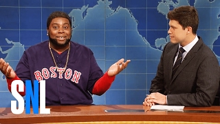 Weekend Update: David Ortiz on Yankee Stadium - SNL