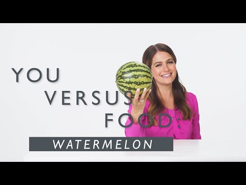 Watermelon Benefits & Uses, According to a Dietitian | You Versus Food | Well+Good
