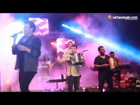 Video de Silvestre Dangond & Juancho De La Espriella Tour el Reencuentro 2016 en Cartagena