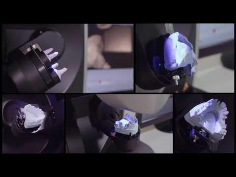 inEos X5 -- Bringing robotic scanning to your laboratory