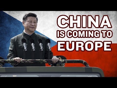 How China Will Infiltrate Europe (Using the Czech Republic) | China Uncensored & VisualPolitik