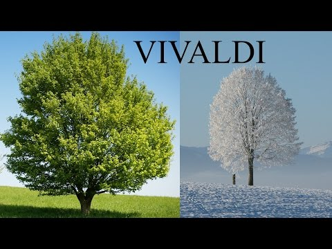 VIVALDI  The Four Seasons  FULL  Les Quatres Saisons