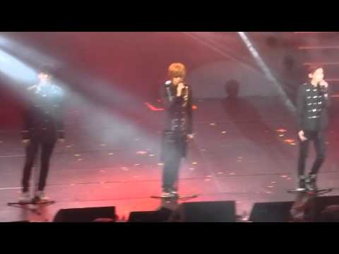 {Fancam} 140811 Teen Top in Chile - Hello