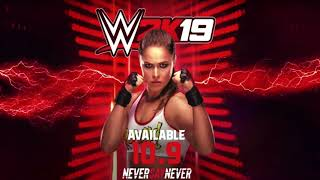 Ronda Rousey CONFIRMED for WWE2k19! (WWE 2k19 News & Announcements)