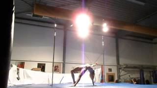 Beat Gravity 2015 (pole dancing competition, Eindhoven)
