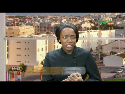 HELLO NIGERIA - Giving Children a better future with Kemi Oluboba | Wazobia Max