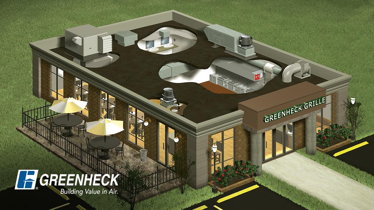 Greenheck  Restaurant and Commercial Kitchen Ventilation