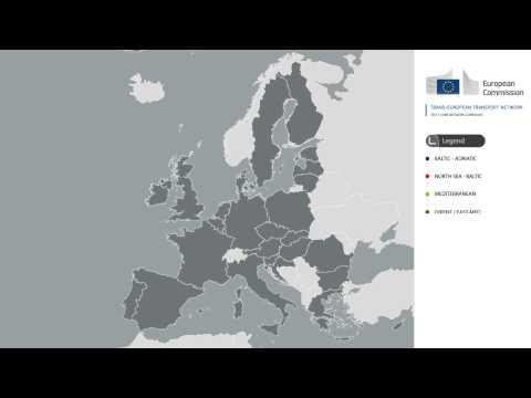TRANS-EUROPEAN TRANSPORT NETWORK